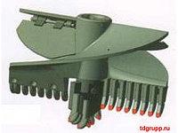 Бур БА 360 мм.БК-01205.36.000 под квадрат 62 мм
