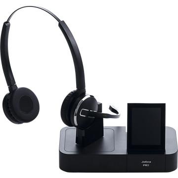 Беспроводная гарнитура Jabra PRO 9460 Duo EMEA