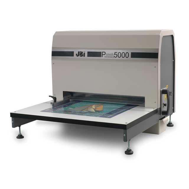 JBI Punch 5000 - перфорационная машина