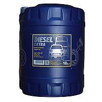 Моторное масло MANNOL Diesel Extra 10W40 10 литров