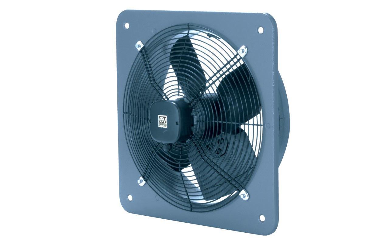 Осевые промышленные вентиляторы низкого давления серии AF-CO 606 T