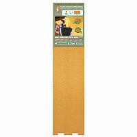 Подложка Солид Quick PUZZLE гармошка Оранжевая/ 5,2м2 /1050х250х3мм