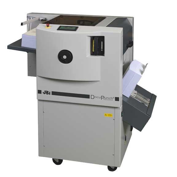 JBI DocuPunch Mk II - автоматический перфоратор