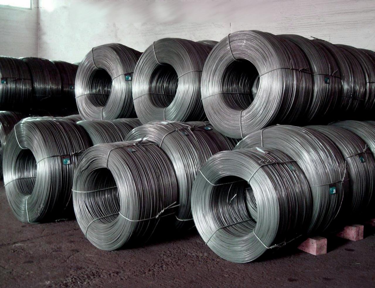 Проволока стальная низкоуглеродистая общего назначения