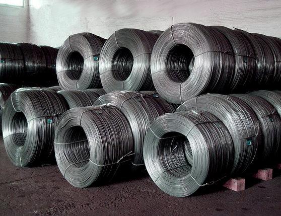 Проволока стальная низкоуглеродистая общего назначения , фото 2