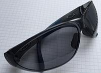 Очки защитные против царапания и запотевания,  2643 SMOKE