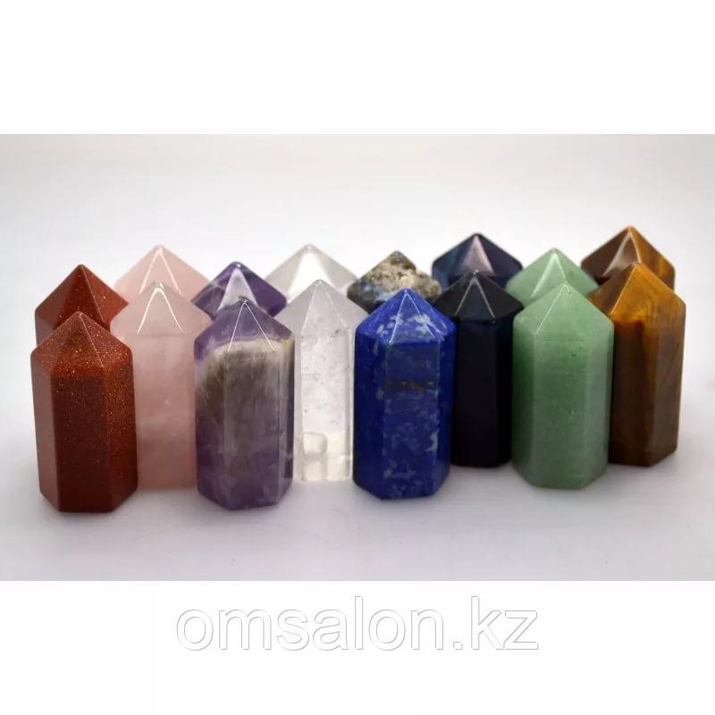 Кристаллы из натурального камня