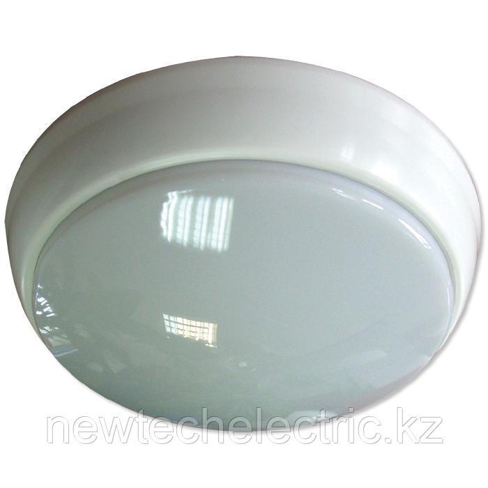 Светильник «Микро» 325 НПО 22-2х60-210 IP44 корпус опаловый белый 1005500902