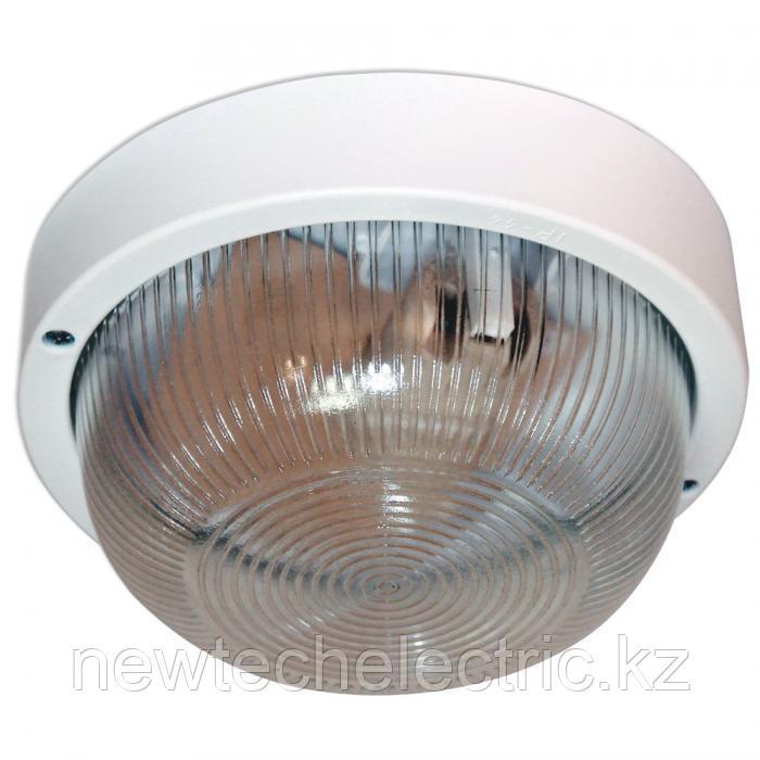 Светильник Фарпласт НБО 23-60-003 IP44 Круг без решетки белый 1005500662