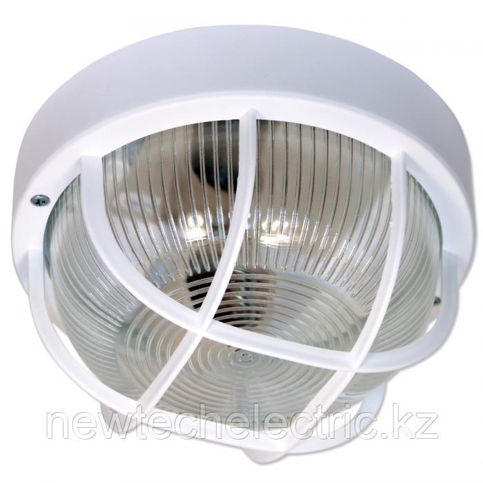 Светильник Фарпласт НБО 23-60-004 IP44 Круг с решеткой белый 1005500668