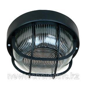 Светильник Фарпласт НБО 23-60-004 IP44 Круг с решеткой черный 1005500680