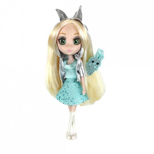 Shibajuku Girls HUN6673 Кукла Кое, 15 см