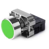Кнопка открытая ANDELI ХВ2-ВА31 Зеленая