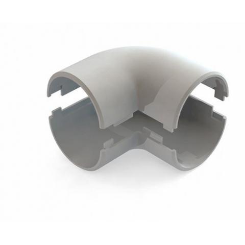 Угол РУВИНИЛ 90° соединительный для трубы 25 мм