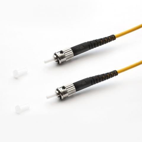 Патч-корд АЗОП ST/UPC-ST/UPC SM 9/125 Simplex 3.0мм 2м Оптоволоконный