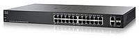 Коммутатор Cisco SF200-24FP-EU