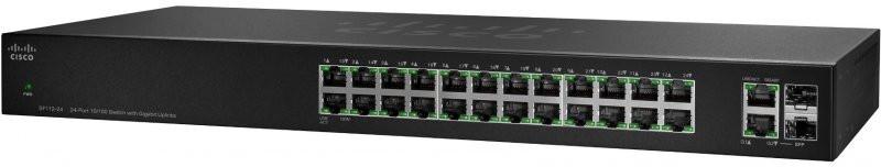 Коммутатор Cisco SF112-24-EU