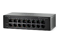 Коммутатор Cisco SF110D-16-EU