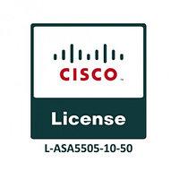 ASA 5505 10-to-50 User Upgrade License