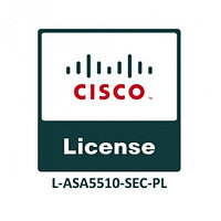 ASA 5510 Security Plus License w/ HA, GE, more VLANs + conns