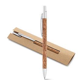 Шариковая ручка из пробки и алюминия, NATURA