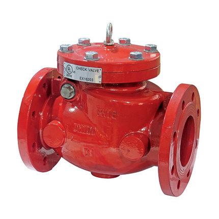 Обратный клапан фланцевый EN 12334, фото 2