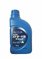 Трансмиссионное масло HYUNDAI Ultra ATF SP-IV RR (8 Speed)