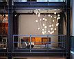 ЛЮСТРА CHERRY BOMB CAGE CHANDELIER 36, фото 2