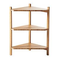 Стеллаж РОГРУНД бамбук ИКЕА, IKEA