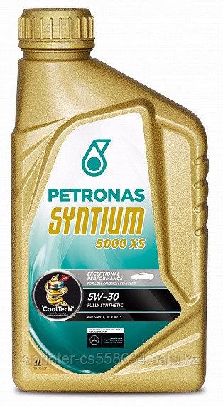 Моторное масло Petronas Syntium XS 5w30 1 литр