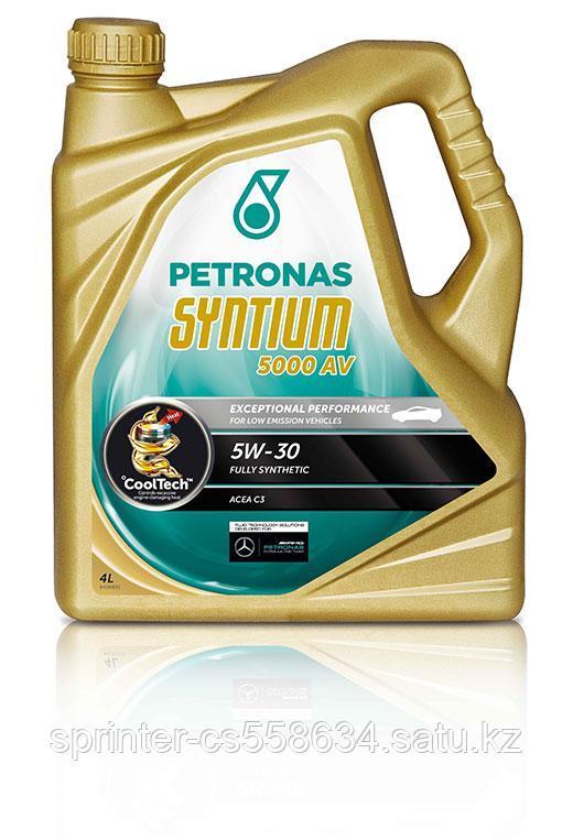 Моторное масло Petronas Syntium XS 5w30 4 литра