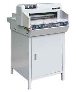 Boway BW 460Z5 - бумагорезальная машина