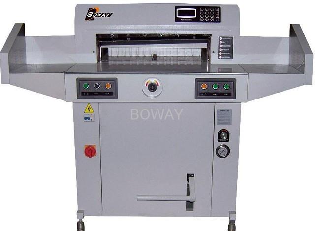 Boway R520V2 - гидравлическая бумагорезательная машина