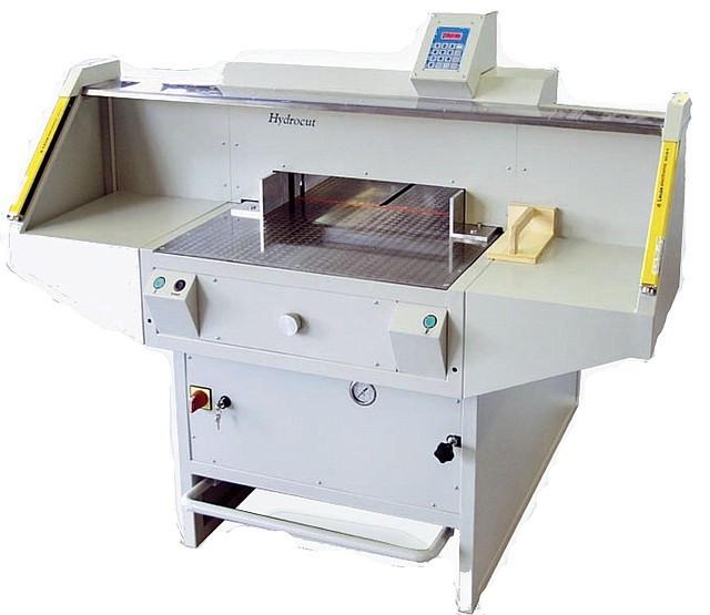 Гидравлическая бумагорезальная машина HYDROCUT  750