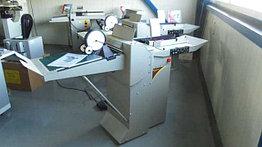 Morgana Digifold б/у 2005г - биговально-фальцевальная машина