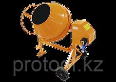 Бетономешалка СБР-260В 260 л, 0,75 кВт, 380 В, редуктор
