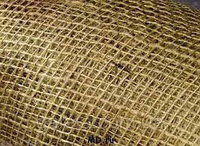 Ткань упаковочная, мешковина джутовая, джут - плотность 220гр/кв.м, ширина 110см, фото 1