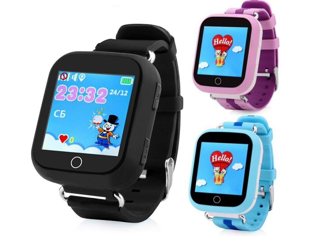 Детские наручные часы Smart Baby Watch Q100