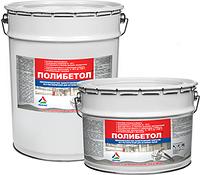Полиуретановая краска Полибетол - лучшее решение для бетонных полов!