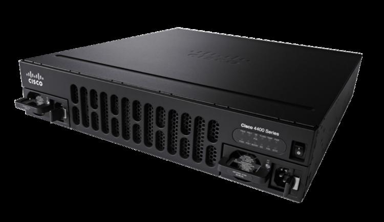 Cisco ISR 4451 UC Bundle, PVDM4-64, UC Lic,CUBE25