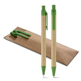 Набор из ручки и карандаша, LEAF