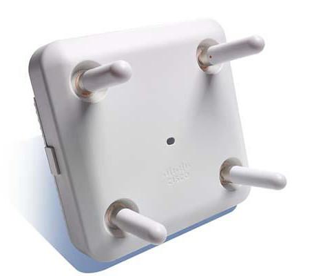 Точка доступа  802.11ac W2 AP w/CA; 4x4:3; Mod; Ext Ant; mGig -E Domain