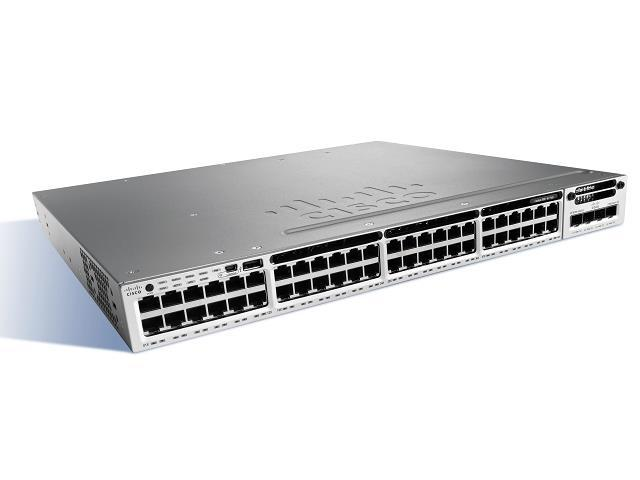 Коммутатор Cisco Catalyst 3850 48 Port UPOE IP Services