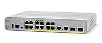 Коммутатор Cisco Catalyst 3560-CX 2 x mGig, 6 x 1G PoE, IP Base