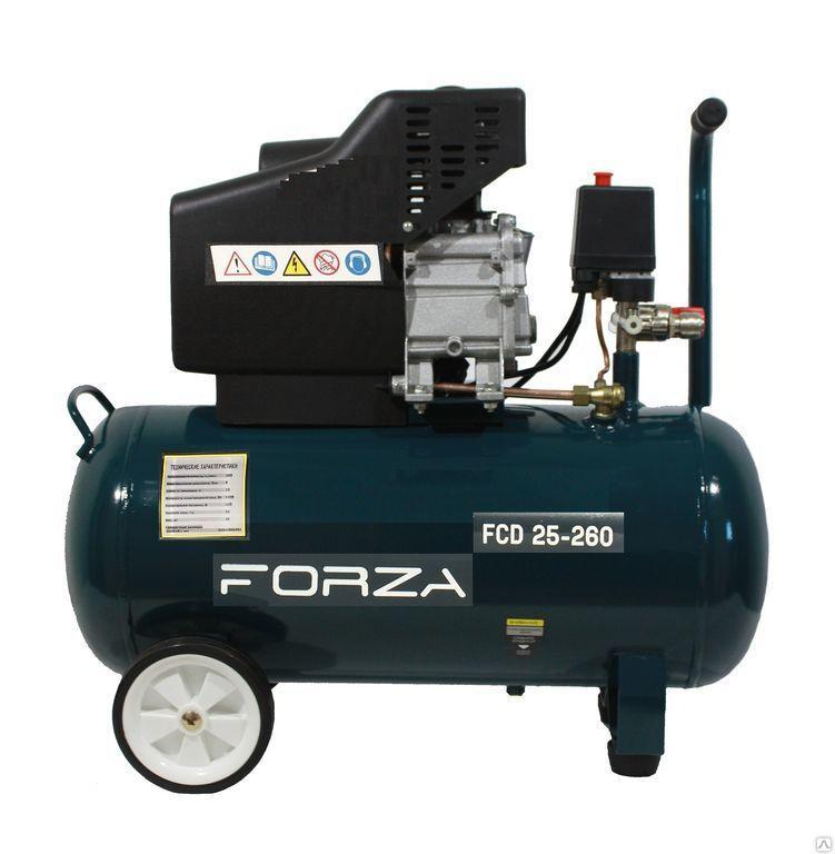 Поршневой компрессор FORZA FCD 25 – 260