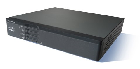 Cisco 867VAE Secure router with VDSL2/ADSL2+ over POTS