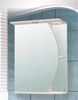 Шкаф зеркальный VAKO Луна 500 (правый, левый) со светом и без, фото 1