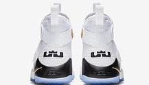 Баскетбольные кроссовки Nike Lebron James XI (11) Zoom Soldier, фото 2