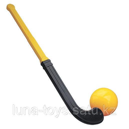 """Игра """"Хоккей с мячом"""" (клюшка, шарик)"""