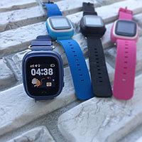 Часы GPS трекер для детей Q90 (Оригинал) Сенсорный экран!